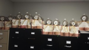 Some completed Hymnal Angels! 08/27/2014
