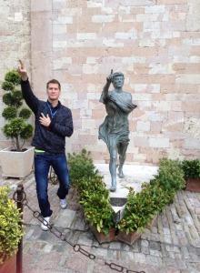 Fun in Assisi!