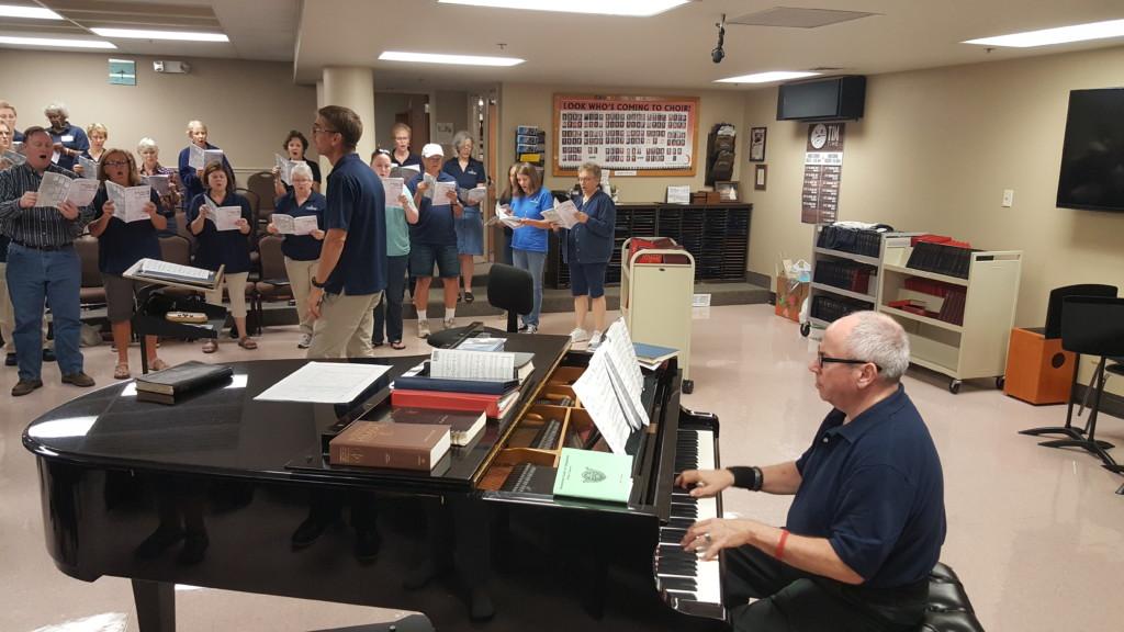 Rehearsal 9/27/2017